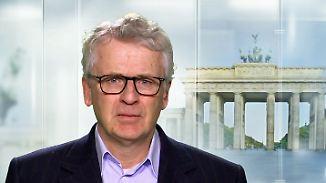 """Wellmann zum Machtwechsel in den USA: """"Es gibt keinen wohlwollenden Patenonkel in Washington mehr"""""""