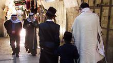 Israels Alltag mit der Terrorgefahr: Neugier ist oft größer als die Angst