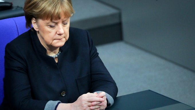 Über Angela Merkel sollen bewusst Falschmeldungen verbreitet worden sein.