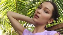 Nippel-Show in Abendrobe: Bella Hadid trägt nichts drunter
