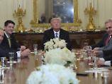 """""""Wahlbetrug"""" kostet Stimmen: Trump wiederholt Verschwörungstheorie"""