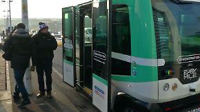 Kampf gegen den Smog: Paris testet autonom fahrende E-Busse