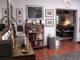 Das José-Saramago-Haus wurde nach dem Tod des Literaturnobelpreisträgers ein Museum.