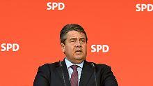 Entscheidung in Kanzlerfrage: Gabriel macht den Weg für Schulz frei