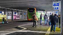 Bremen und Göttingen ein Flop: ADAC: Fernbus-Bahnhöfe sind selten gut