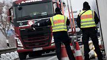 Keine Rückkehr zur Reisefreiheit: EU nickt deutsche Grenzkontrollen ab