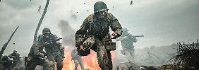 """Mel Gibsons """"Hacksaw Ridge"""": Eine wahre Heldengeschichte"""