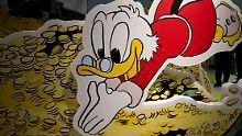 170 Billionen Euro Weltvermögen: US-Amerikaner sind die Reichsten