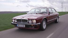 """Britischer Klassiker: Jaguar XJ 40 - elegant oder """"fliegender Ziegelstein""""?"""