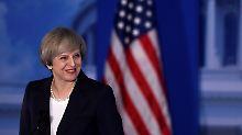 """""""Global Britain"""": Trump wird May enttäuschen"""
