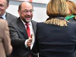 Hoffnungsträger der Sozialdemokratie: Martin Schulz.