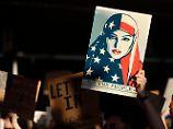 Schotten dicht für Terroristen: Trumps Muslimbann ergibt kaum Sinn