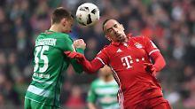 Die Lehren des 18. Spieltags: Bayern mit Geflügelzange, BVB ohne Mumm