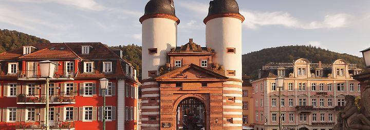 Hier macht das Flanieren Spaß: Deutschlands attraktivste Innenstädte