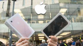 Dem iPhone sei Dank: Apple stoppt monatelangen Umsatzrückgang
