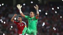 "Das größte Phänomen des Weltfußballs: ""Mythos"" El Hadary verblüfft beim Afrika Cup"
