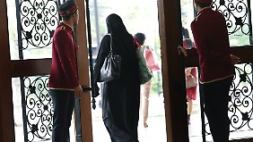 Immer mehr gläubige Muslime wollen auch ganz halal reisen.