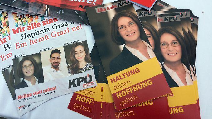 In Österreichs zweitgrößter Stadt lehren die Kommunisten der ÖVP das Fürchten.