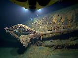 Fundsache, Nr. 1343: U-581 vor Azoren, versenkt im 2. Weltkrieg