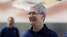 Minister twittert seine Freude: Apple baut iPhone 8 in Indien