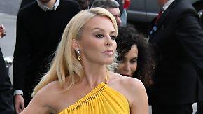 Promi-News des Tages: Kylie Minogue heiratet wieder nicht