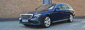 Auch bei der Wahl des Kühlers gilt es beim Mercedes E-Klasse T-Modell eine Entscheidung zu treffen: Klassisch oder Dynamisch.