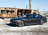 In Deutschland wird man den BMW M 760 Li xDrive wohl kaum in freier Wildbahn sehen.