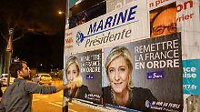 Verlässt Frankreich die Eurozone?: Marine Le Pen lehrt Anleger das Fürchten