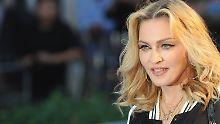 """""""Ich bin überglücklich"""": Madonna zeigt ihre Zwillinge"""