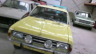 Liebhaberstück damals wie heute: Opel Rekord vereint deutsche Zuverlässigkeit mit US-Design