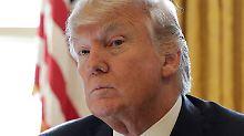 Ist mit der Entscheidung des Berufungsgerichts gar nicht einverstanden: Donald Trump.