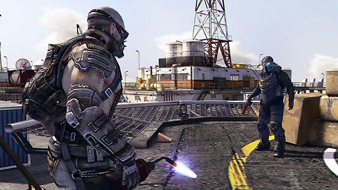 Lost Sector ist ein packendes Online-Game.