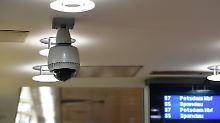 """""""Verstärken das Programm"""": Bahn baut Videoüberwachung aus"""