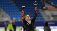 Verkehrsstau in Gangneung: Beckert rennt vor Medaillencoup zur Eishalle