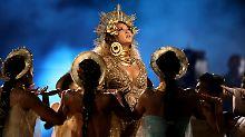 Grammy-Verleihung im Babyrausch: Beyoncé und Adele kämpfen um Popkrone