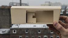 Mini-Wohnung in Berlin