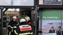 Erneut Rettungswagen in Hamburg: Airport-Mitarbeiter klagen über Atemnot