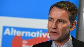 Vorstand beschließt Ausschlussverfahren: Höcke droht Rausschmiss aus AfD