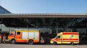 Atemwegsprobleme und Übelkeit: Am Hamburger Flughafen treten erneut Probleme auf
