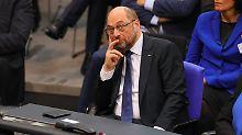 Martin Schulz im Fadenkreuz: SPD unterstellt Union Schmutzkampagne