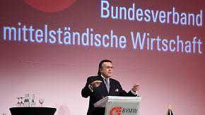 """Ohoven: """"Wir haben Alternativen"""": Mittelstand gibt sich trotz drohender Strafzölle optimistisch"""