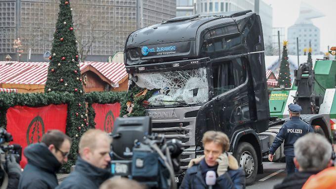 Bei dem Anschlag von Anis Amri auf den Breitscheidplatz starben zwölf Menschen.