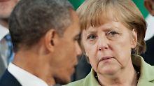Merkel sagt im NSA-Ausschuss aus: Wann wusste die Kanzlerin Bescheid?
