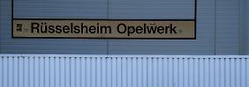 Merkel schickt drei Minister vor: Bundesregierung schaltet sich bei Opel ein