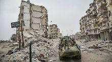 Hoffnung für Syrien-Gespräche: Rebellen wollen doch direkt mit Regime reden
