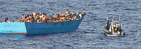 Über Libyen-Route nach Europa: Frontex erwartet Rekordzahl an Flüchtlingen