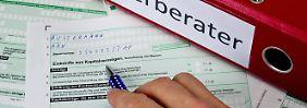 Keine Lust auf Steuererklärung?: Das kostet Hilfe von den Profis