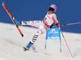 Viktoria Rebensburg verpasst erneut eine mögliche WM-Medaille.