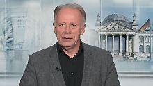 """Trittin zum Streit um Nato-Ausgaben: """"Der US-Verteidigungsminister erpresst Europa"""""""