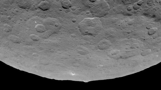 """""""Ceres"""" ist das größte und massereichste Objekt im Asteroidengürtel."""